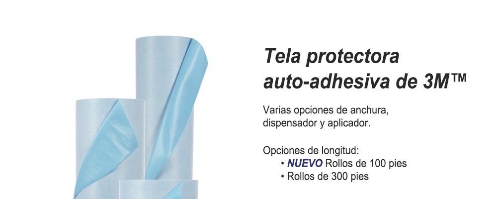 Tela protectora auto-adhesiva de 3M™