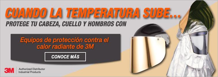 3M Protección contra el calor radiante