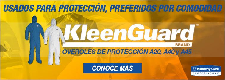 KC Kleenguard Overoles A20 A40 A45