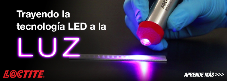 LOCTITE® LED Light Curing Systems